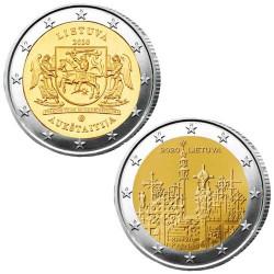 Lot des 2 x 2 Euro Lituanie...