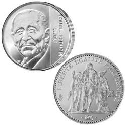 Lot de 2 pièces de 5 Francs