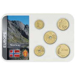 Série Norvège 2006-2007