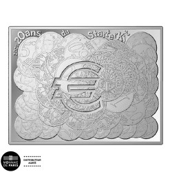 10 Euro Argent France BE...