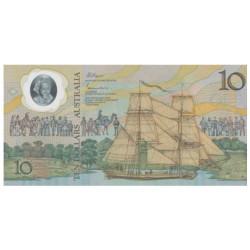 Billet 10 Dollars Australie...
