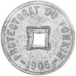 1/600e Piastre Tonkin -...