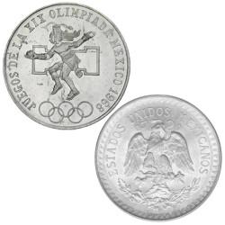 Lot des 2 monnaies Argent...