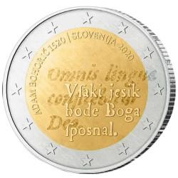 2 Euro Slovénie 2020 - Adam...