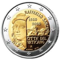 2 Euro Vatican BE 2020 -...