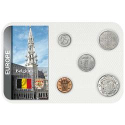 Série Belgique 1948-1988