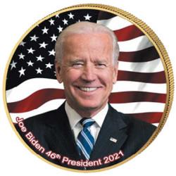 1/4 Dollar USA 2021 - Joe...