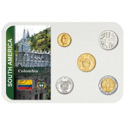 Série Colombie 1995-2008