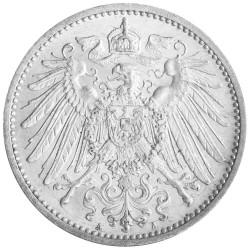 1 Mark Argent Allemagne 1914
