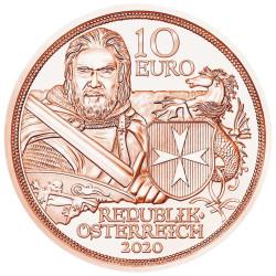 10 Euro Autriche 2020 -...