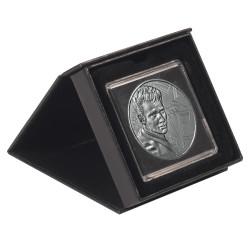 Mini-médaille Johnny...