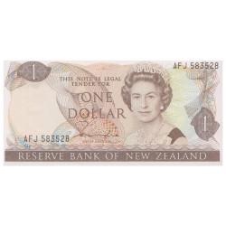 1 Dollar Nouvelle-Zélande...