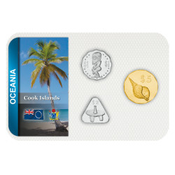 Série Îles Cook 2003