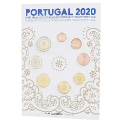 Série Portugal FDC 2020