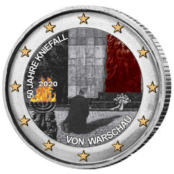 2 Euro Allemagne 2020...