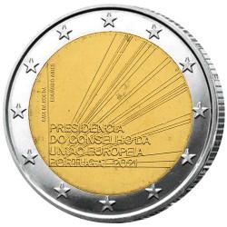2 Euro Portugal 2021 -...