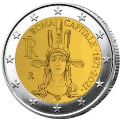2 Euro Italie BU 2021 - Rome