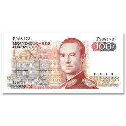 Billet 100 Francs...