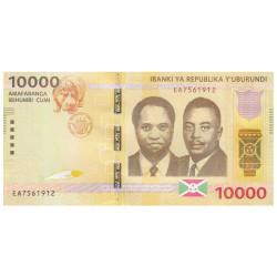 Billet 10 000 Francs...