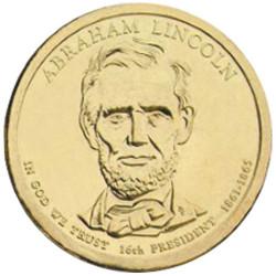 1 Dollar Cupronickel USA...