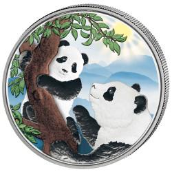 10 Yuan Argent Chine 2021...