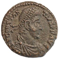 Bronze Constantius II...