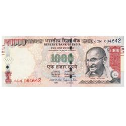 1000 Roupies Inde