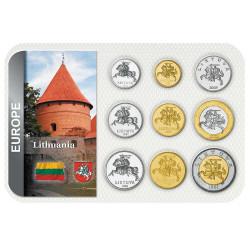 Série Lituanie 1991-2010