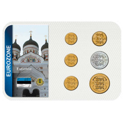 Série Estonie 1991-2000