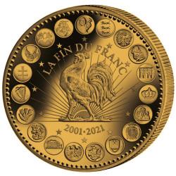 Euro Bronze BU 2021 - 20...