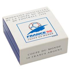 10 Francs Argent France BE...