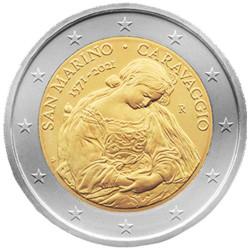 2 Euro Saint-Marin BU2021...