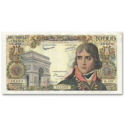 10 000 Francs - Bonaparte
