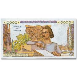 10 000 Francs - Génie français