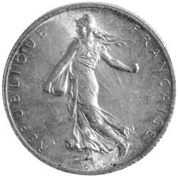 1 Franc Argent 1903 - Semeuse