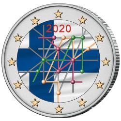 2 Euro Finlande 2020...