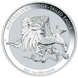 1 Dollar Argent Australie...