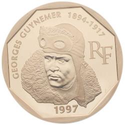 500 Francs Or 1997 -...