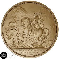 Médaille Presse-Papier...
