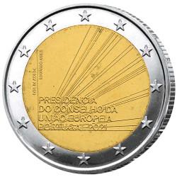 2 Euro Portugal BU 2021 -...