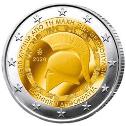 2 Euro Grèce BU 2020 - La...