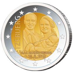 2 Euro Luxembourg BU 2020 -...