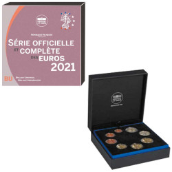 Lot Séries France BU - BE 2021
