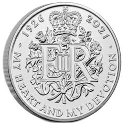 5 Livres Royaume-Uni 2021 -...