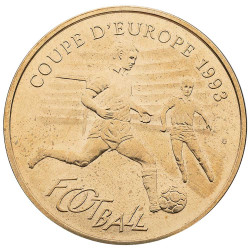 Coupe d'Europe Football 1993