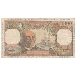 100 Francs Antilles...