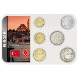 Série Turquie 1988-1997