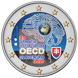 2 Euro Slovaquie 2020...