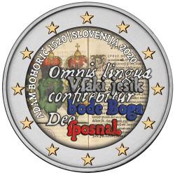 2 Euro Slovénie 2020...