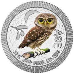 2 Dollars Argent Niue 2021...